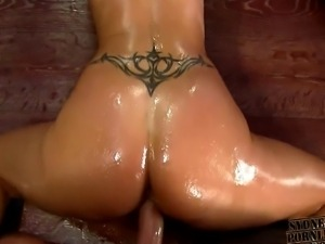 FUCK MY OILED ASS !!