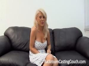 Big Tit MILF Assfuck Casting free