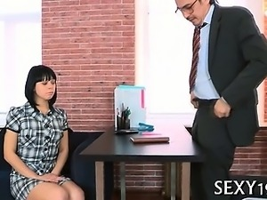 Hawt lesson in wild seduction