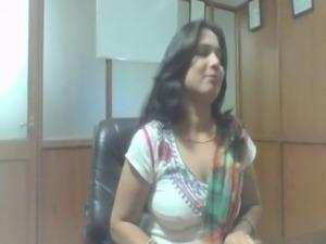 Bhabhi Saves Her Job free