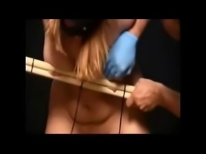 Breast Bondage and Torture