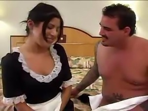 Filthy Indian Maid