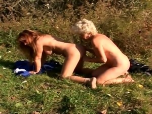 Filthy grannies outdoor lesbian affairs