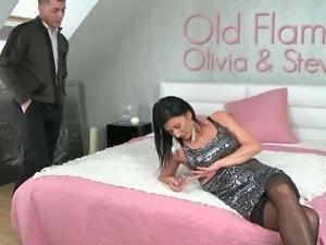 Celine Noiret,Olivia