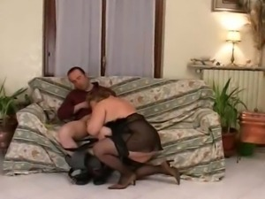 Italian BBW does well in this hardcore scene.