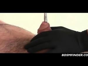 Latex Nurses CBT Their Male Submissive