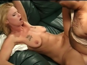Horny midget nails blonde milf