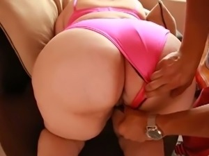 Latina bbw jazmine torres bounces on that big cock