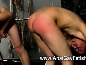 Gay XXX A Red Rosy Arse To