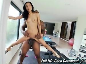 Tia Cyrus the biggest dick
