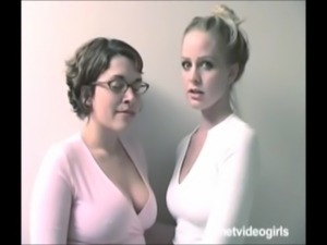 Two 18yo amateurs try PORN for 1st time free