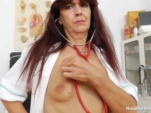 old saggy nurse is the best