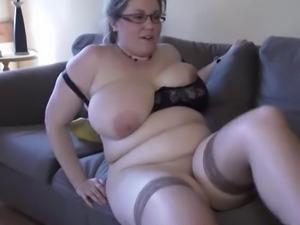 MILF Big Natural Boobs First Porn