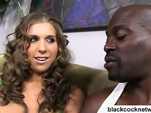 Lex shows off his bbc