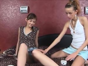 Russian women with ultracute bodies