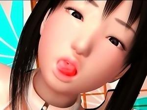 Hentai 3D angel