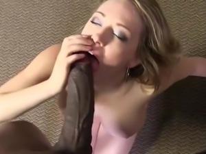 Kagney Linn Karter shaggs Mandingo's huge darky dick