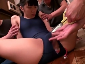 tiny japanese makes the object of pleasure