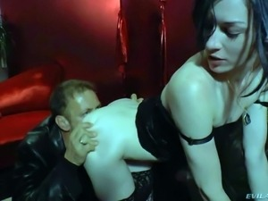 Stoya is the one who makes Rocco Siffredis sexual fantasies come to life. She...
