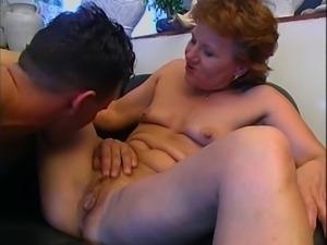 German Horny Aunts