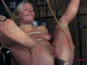 Dia Zerva gets viciously tortured by Sister Dee