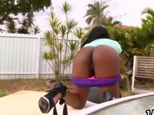 Jada Fire and Sophia Diaz get boned hard