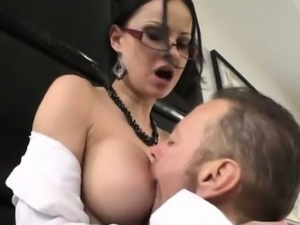 Bigdick italian stud sucked by hot slut