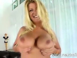 hot busty blonde milf Susan
