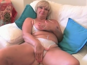 British milfs stripping and revealing their cunts