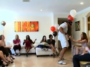 Those attractive girls go avid