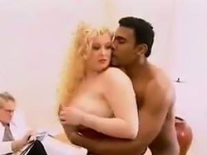 Hungry Fat Girl Gets Fucked