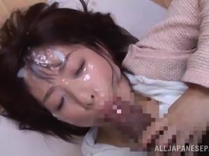 japanese babe awfully fucked