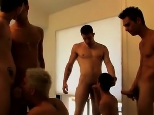 Twink movie of Watch as these eight beautiful, bare men deep