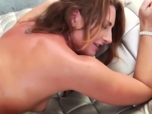 Super hot Savannah is fucked in the ass