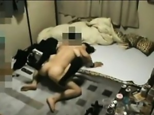Japanese Girlfriend Caught Cheating
