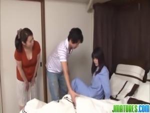 Yuuko enjoys hard pleasures free
