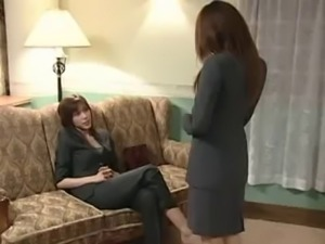 JAV lesbian turnabout pt 2