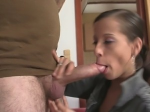 Horny gf cheating with her boyfriend's brother