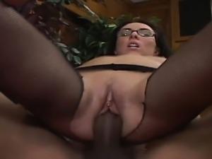 Interracial anal fucking