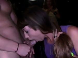 Sinful Lusty Moms Go Crazy For Strippers Cock