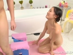 slutty japanese desires a hard dick
