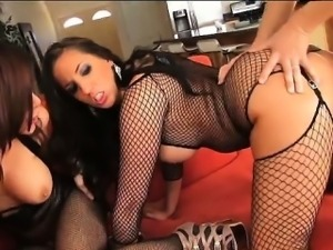 3 Girls 1 Cock with Amy Brooke