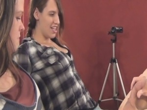 teens watch cock flash