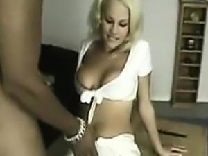 Horny Girl Riding A Big Cock