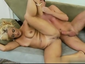 Hot gf cock sucking