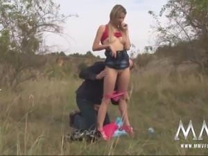 mmv films amateur teen fucked in the outdoor