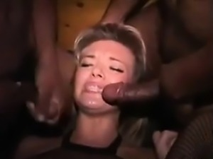 Dirty MILF Fucked Hard And Cummed On