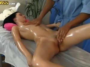slutty lily wants pussy massage