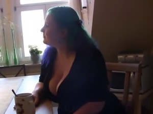 Good Times with two BBW Punk Rockers (Video Compilation)