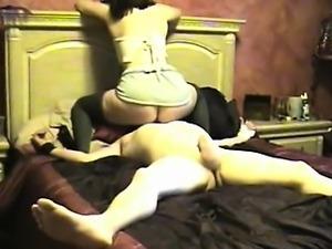 Wife having a great orgasm